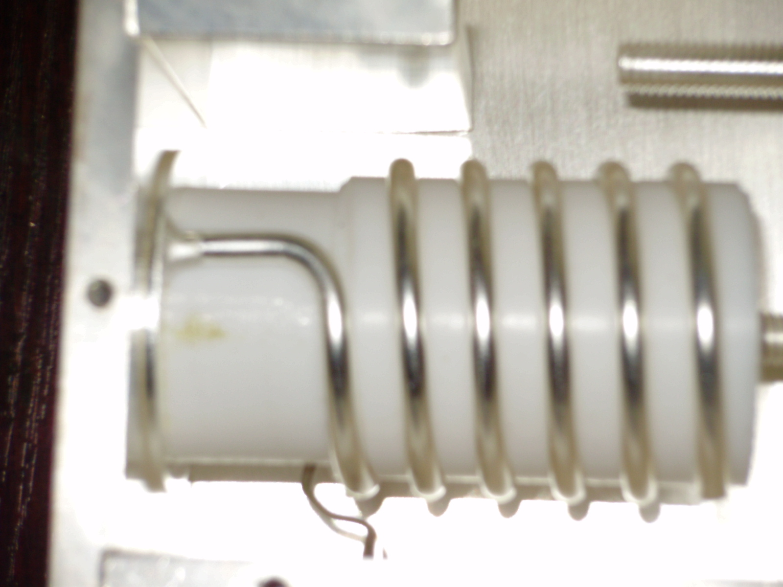 My Cavity Filter for the Weather Satellites on 137 MHz band